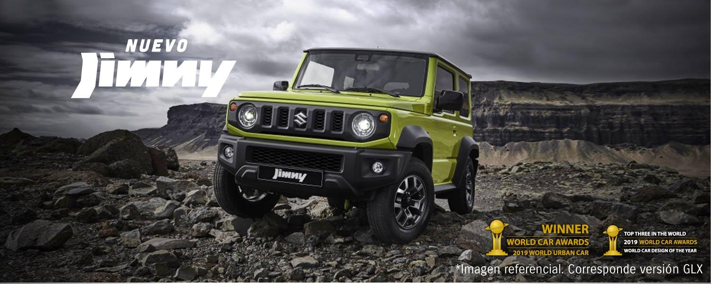 Nuevo Jimny 1.5 GLX