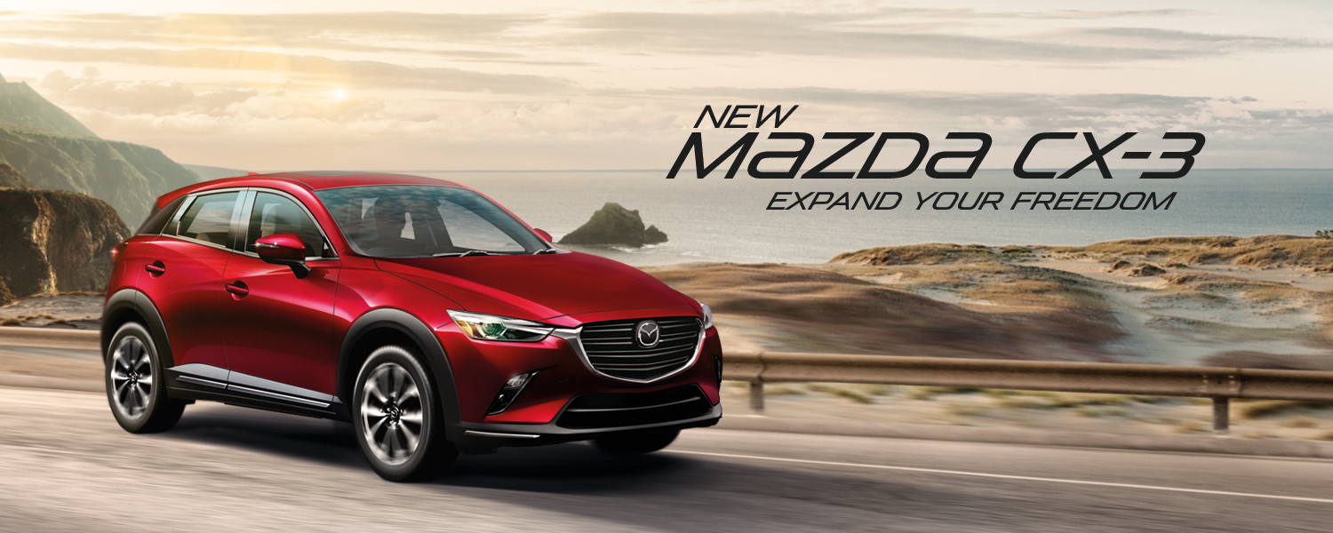 New Mazda CX-3 R 2.0L 2WD 6AT I-STOP